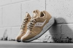 e58005f00fb8 The Saucony Grid 9000 Goes Simple in