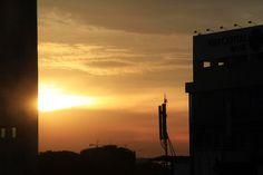 Sunset, HCM City