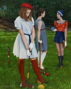 The tall grass exception by Fred Calleri