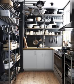 Digital fun! No kitchen is too small if it is organized and functional. Checkout an amazing dinner in the making with this catalog extended content video. Pg111.