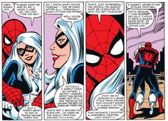 Every time I reach the end of Roger Stern and John Romita's Spider-Man/Black Cat storyline in Amazing Spider-Man #226-227, I find myself feeling a bit melancholy. These comics are certainly not baw…