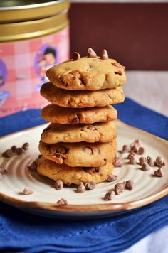 egg less chocolate chip cookie recipe2 more chocolates chips cookies ...