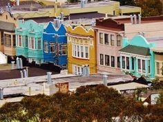 golden gate park, san fran Golden Gate Park, San Francisco, Mansions, House Styles, Villas, Palaces, Mansion, Mansion Houses