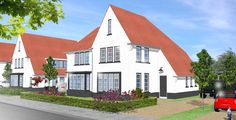 EVE-architecten - Woningbouw te Boekelo