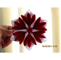 Flores pétalos tulipán en cintas para el cabello (+playlist)