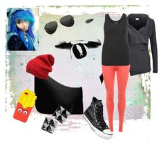 """""""Unbenannt #21"""" by oosammyoo on Polyvore featuring Mode, Forever 21, Topshop, Vero Moda, WearAll, maurices, Converse und Waterford"""