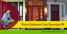 It may be awfully annoying finding the best Vinyl Window Replacement Contractor Bloomington MN. But, you must never compromise by engaging with an amateurish or inexperienced window replacement contractor. Since a badly replaced window can ruin the new look of your domicile.
