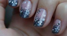 new years nail art | DIY Nail Art | New Year's Eve ~ Beautyill | Beautyblog met nail art ...