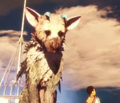 Trico is majestic