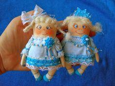Mimin Dolls: Tutorial mini doll