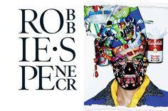 Robbie Spencer stylist