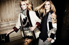 Etro Fall Winter 2014-2015 Advertising Campaign | FashionMention
