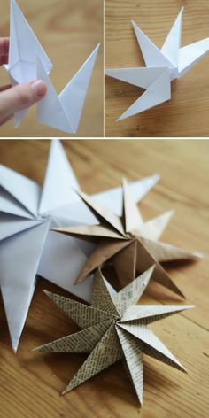 Decorative Paper Star