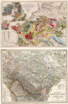 Maps - A HUGE collection of Vintage Maps online (over 29,000 images) that you can browse and download for Free. High-Res images. Great source for your art and design needs.