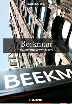 a8734820c Beekman  This neighborhood of beautiful townhouses — Irving Berlin used to  live here — and