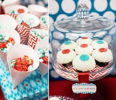 Adorable Cooking Inspired Birthday Party