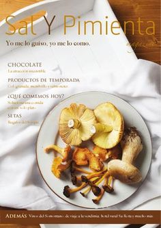 Otoño 2011 Sal y pimienta magazine