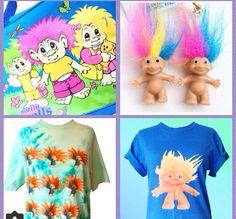 Troll head shirts