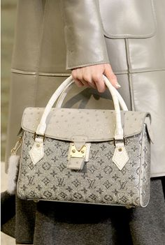 Louis Vuitton Fall 2010 Runway Bags