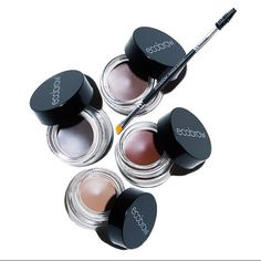 Now at Bella D'ora Spa! The Ecobrow Defining Wax is a mineral-based tinted wax that allows you to achieve beautiful, full-brow effects. The brand combines celebrity brow guru Marco Ochoa's love for eyebrows with his philosophy of natural beauty and natural ingredients. #ecobrow #eyebrows #makeup #naturalingrediants #shades #shapes #sixoptions #belladoraspasalon #belladora #salon #spa #boutique #brows #buyme