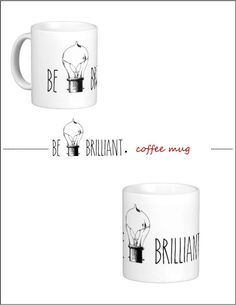 Caffeine love coffee mug coffee lover by JenniferDareDesigns