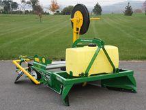 Vegetable Growing Equipment Plastic Mulch John Deere T-Tape Drip Tape :: Rain-Flo Irrigation PA