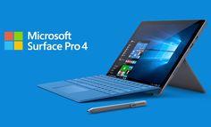 Microsoft Surface Pro 4 Fiyatı ve Özellikleri