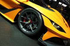 The Apollo Arrow hypercar is Gumpert's glorious resurrection | The Verge