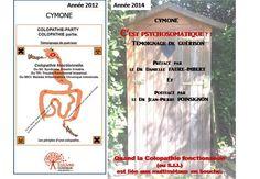 2 livres TEMOIGNAGE DE GUERISON des diarrhées chroniques. MICI. SII. ou TFI