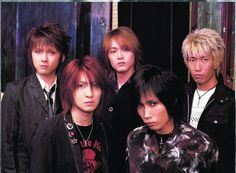 Pierrot. Disbanded. Aiji from LM.C used to be in this band, and Kirito, who is now with the band Angelo.