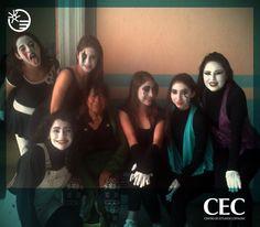 Debut de las chicas del representativo de pantomima, martes 18 de febrero en el Municipio de Valle de Santiago.