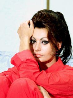 Sophia Loren, c. 1960s.