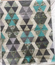 Eagles' Wings Quilts: Beth's Hexagons