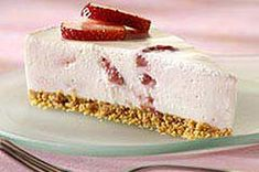 Berry Smooth Cheesecake recipe