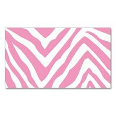 Pink zebra print business cards images card design and card template free business cards zebra choice image card design and card template business cards zebra print images reheart Images