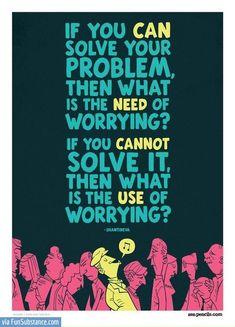 Worrying serves no purpose - FunSubstance.com