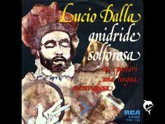 Lucio Dalla - Tu parlavi una lingua meravigliosa