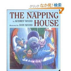 The Napping House  (Board book)