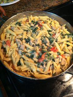 Delicious! Pioneer Woman's Recipe #pasta #tasty #simple