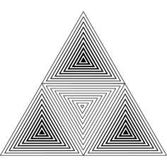 New Tattoo Geometric Design Sacred Geometry Triangles Ideas Geometric Triangle Tattoo, Triangle Tattoo Design, Triangle Art, Triangle Tattoos, Triangle Pattern, Geometric Tattoo Design, Geometric Drawing, Geometry Pattern, Pattern Art