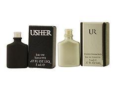 Usher Mini Cologne Set For Men – 2 Travel Size Bottles Individually Boxed (1 Usher UR EDT 5 ML and 1 Usher EDT 5 ML)  http://www.themenperfume.com/usher-mini-cologne-set-for-men-2-travel-size-bottles-individually-boxed-1-usher-ur-edt-5-ml-and-1-usher-edt-5-ml/