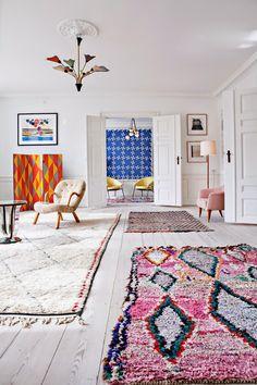 ESTUDIO NAP - BLOG: Apartamento en Copenhage.