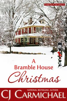 A Bramble House Christmas: Inspired the Hallmark Channel Original Movie (Carrigans of the Circle C Book Hallmark Holidays, Hallmark Christmas Movies, Hallmark Movies, Christmas Books, A Christmas Story, Christmas Themes, Christmas 2015, Family Christmas