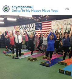 Going To My Happy Place Yoga 316 Anderson Blvd Geneva Il - Home