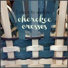 Quick-EZ-E weave totes   SAVE 20% use code: QUICKEZE   ends 11/14   FREE SHIPPING MIN $99  I'm still working on the sprout's basket for this weekend of fun (see the chicken feet blog for an update). Since we've got crosses in t...