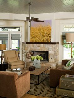 Tips on how to paint areas in your house....ceilings, wood floors, ceramics, doors,  walls, rugs, fabric, molding, brick, etc!