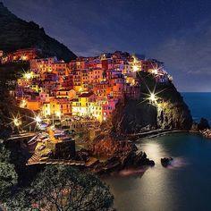 Cinque Terre, Italy | Photography by @RangerRikk