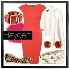 Hayden ballet flat #shoes