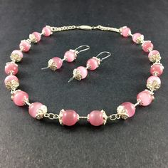 Ionian Pink Opal by NaxiDesigns on Etsy. Weekly Special SALE 30% off this item