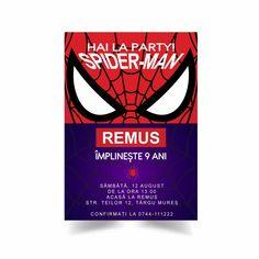 Spiderman, Calm, Party, Spider Man, Parties, Amazing Spiderman